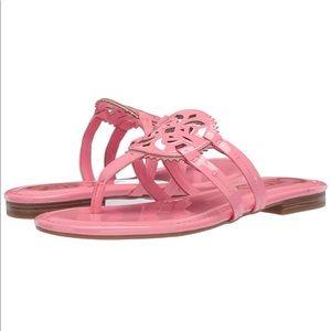 NIB Pink Patent Sandals Circus by Sam Edelman